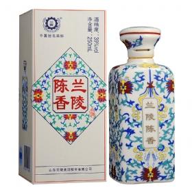 兰陵陈香39度250毫升(瓷瓶)