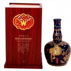 牛栏山30年二锅头53度500毫升(国藏)