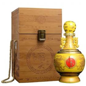 牛栏山二锅头52度500毫升(陈坛经典老酒)