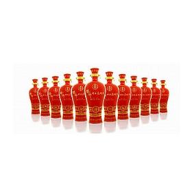 五粮液生肖酒52度500毫升(十二生肖 酿神  12瓶)