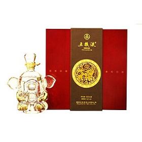 五粮液生肖酒52度500毫升(金猪送福)