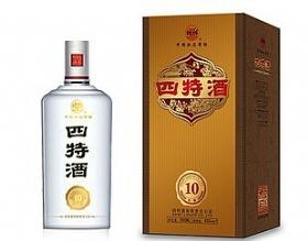 四特10年高端年份酒45度500毫升(新10年 )