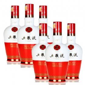 五粮液1618陶瓷瓶52度500毫升(六瓶装)