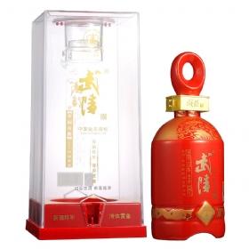 武陵 武陵三酱53度500毫升(少酱(水晶防伪))