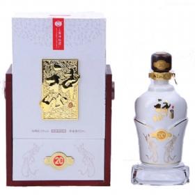 神仙酒20年原浆50度500毫升