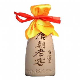 唐朝老窖52度100毫升(古酒王)