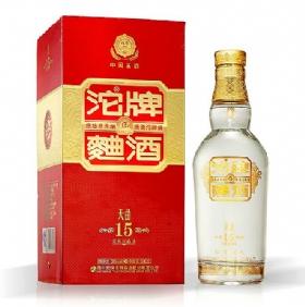 沱牌 15年沱牌曲酒38度500毫升(天曲)