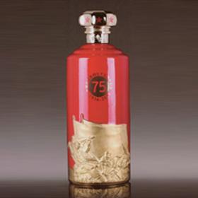 2011年红军长征胜利75周年纪念酒