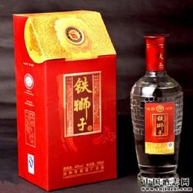 42度500ml铁狮子祥云酒