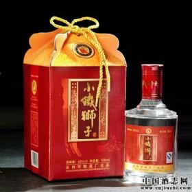 42度500ml铁狮子紫云酒
