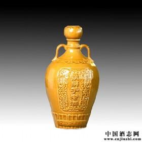 46度500ml铁狮子瓷坛老酒