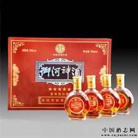 36度500ml御河神酒(五星级)