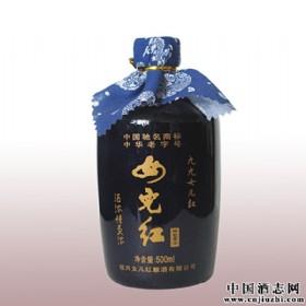 500ml宝蓝特型黄酒