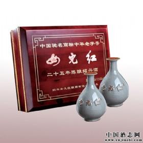 350ml×2瓶二十五年陈酿绍兴酒