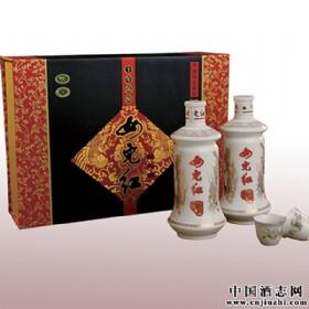 500ml×2瓶十年陈礼盒