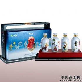 500ml×4瓶酒的传奇十八年陈酿绍兴酒