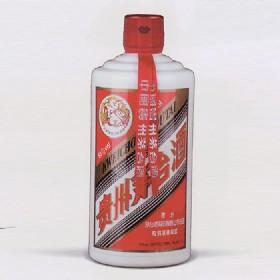 专供济南军区茅台酒