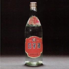 1978年产60度500ml红标濉溪口子酒