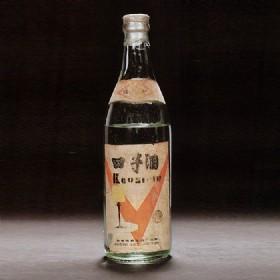 1975年产54度500ml淮北口子酒