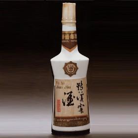 80年代初期产54度500ml瓷瓶鸭溪窖酒