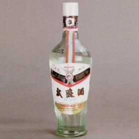 80年代产54度500ml岳阳楼牌武陵酒