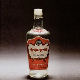 1980年产古井牌古井贡酒