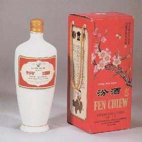 1979年产60度500ml长城牌出口带盒汾酒