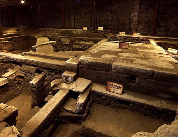 窖池与窖泥