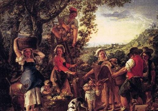 葡萄酒历史