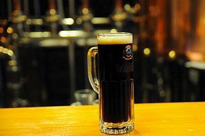 海德堡黑啤酒
