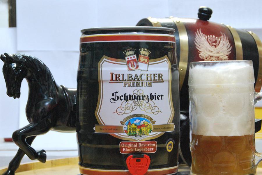 埃尔巴赫黑啤