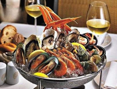 海鲜和贝类