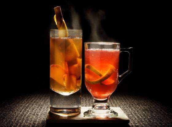 苏格兰传统热饮法