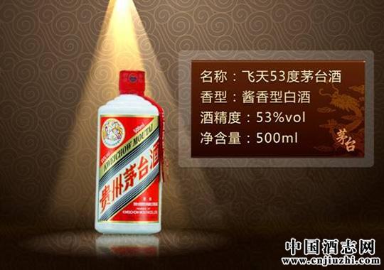 贵州茅台酒酱香型