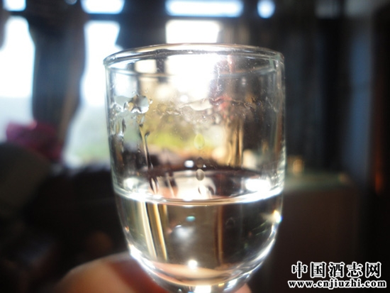 酱香型白酒酒精浓度