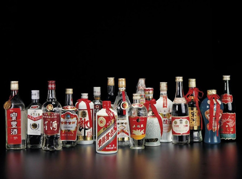 不同香型的白酒有哪些代表性品牌