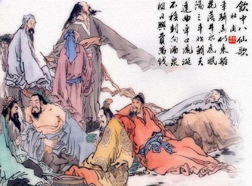 十大酒局之冠军:盛唐饮中八仙长安酒会