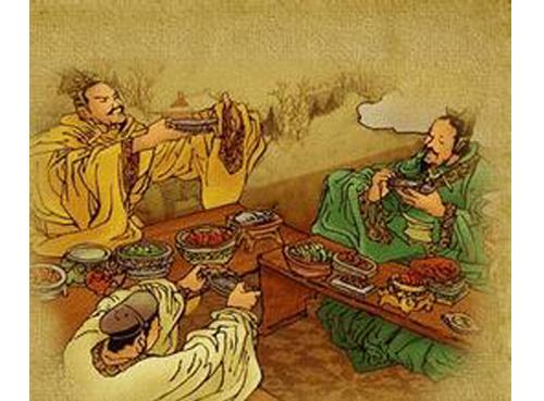 饮酒习俗之酒令的起源