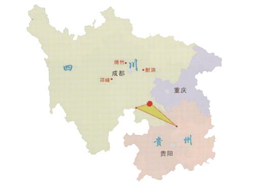 中国白酒金三角