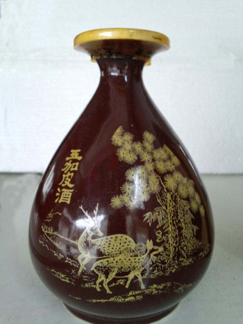 广州五加皮酒