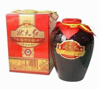 绍兴元红酒