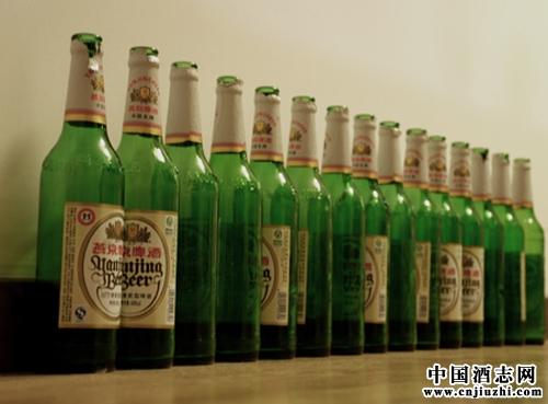 解析:为何啤酒瓶大部分都是墨绿色的