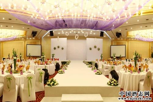 白酒注重创新与服务,婚宴市场有可为