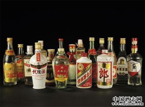 中国十七大名酒都有哪些品牌?