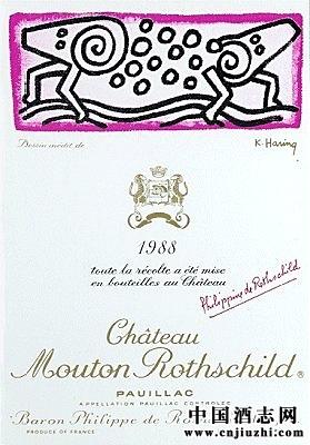 1981年至2012年木桐酒庄持之以恒的酒标艺术之路(二)