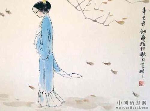 酒文化:宋代女词人魁首李清照与酒之间的故事