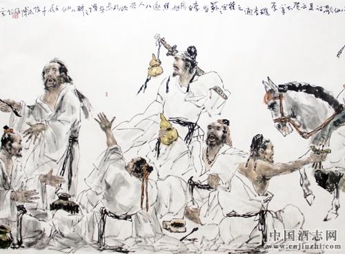 """酒文化:中国关于酒的知名""""神"""