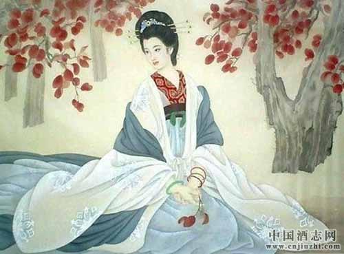 酒文化:宋朝美人李师师的酒故事