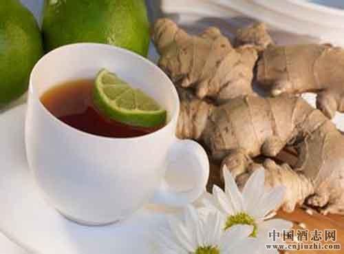 品酒养生:白酒与生姜不宜同食