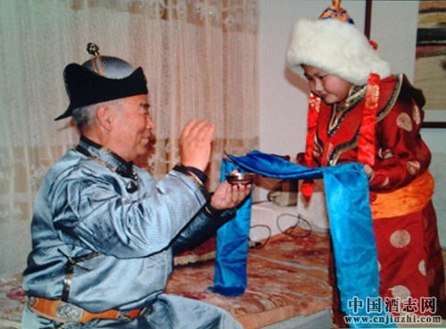 蒙古族的待客之道 蒙古酒礼习俗